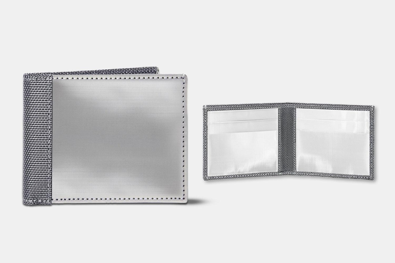 Bill Fold (Straight), Silver (+ $10)