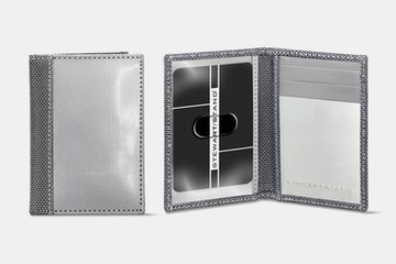 Driving Wallet (ID), Silver