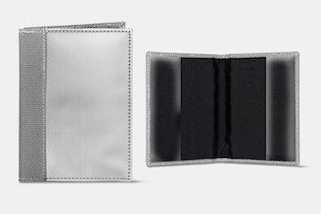 Passport Sleeve, Silver (- $5)
