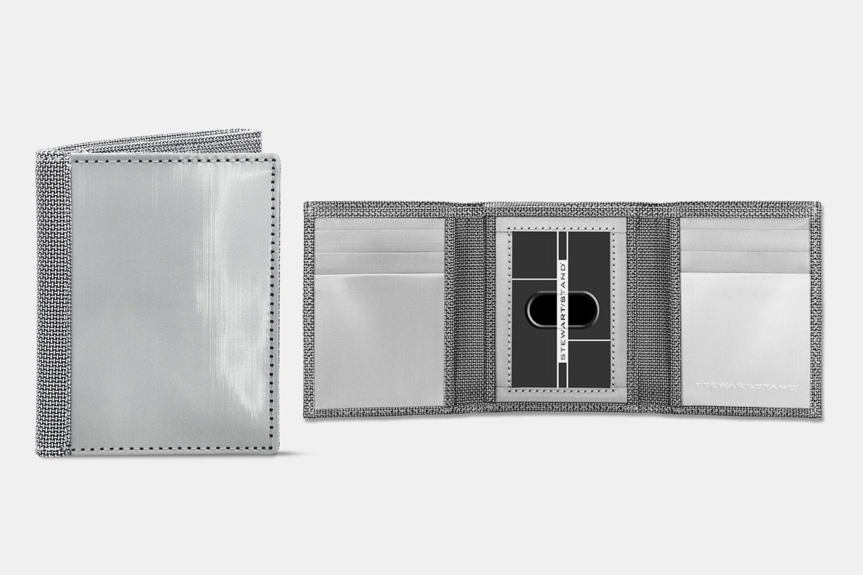 Tri-Fold (ID), Silver (+ $15)