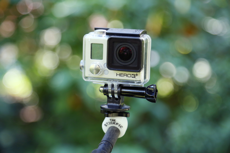 StickPic Camera Mount for Fizan Poles