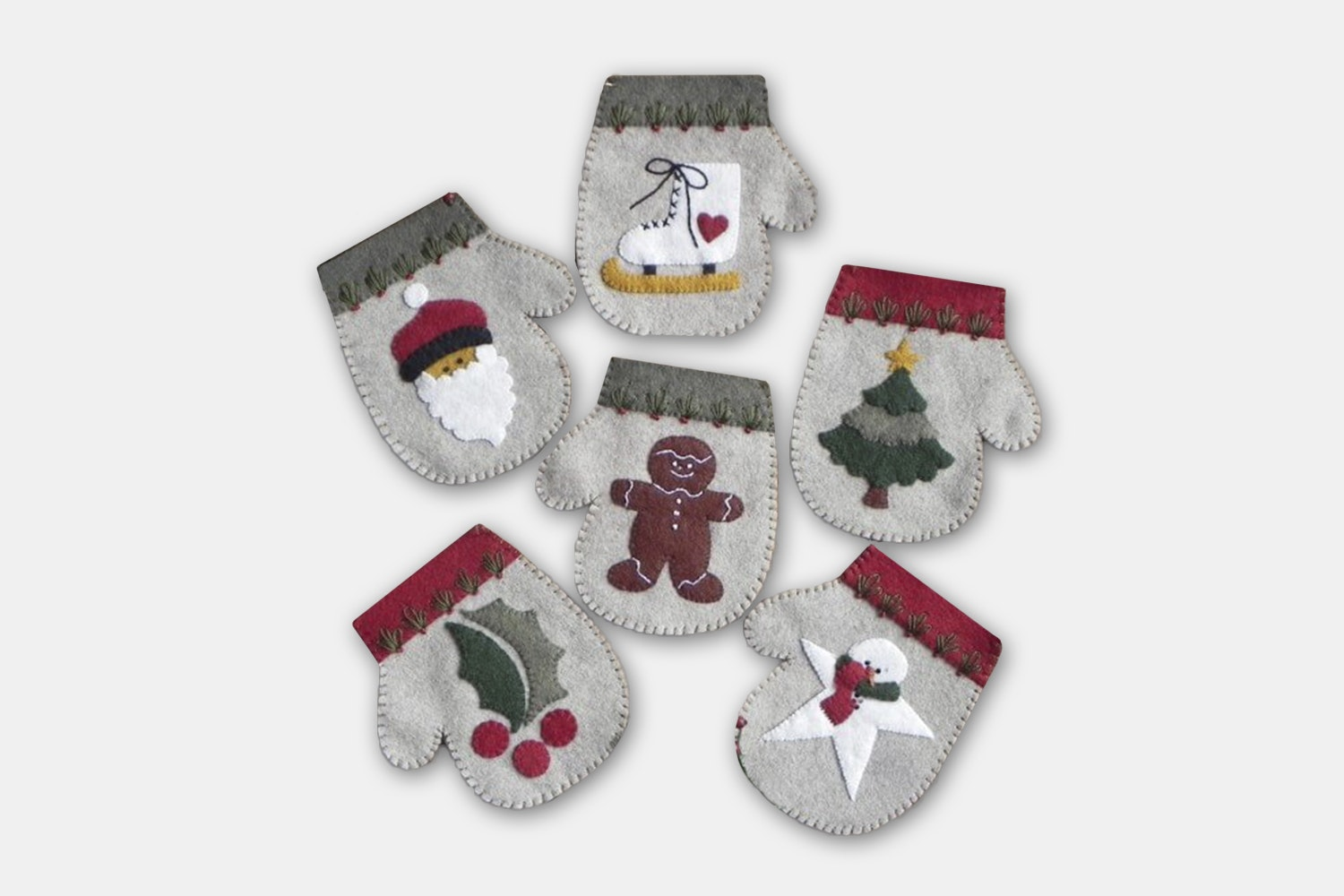 Holiday Ornament Kit (2-Pack)