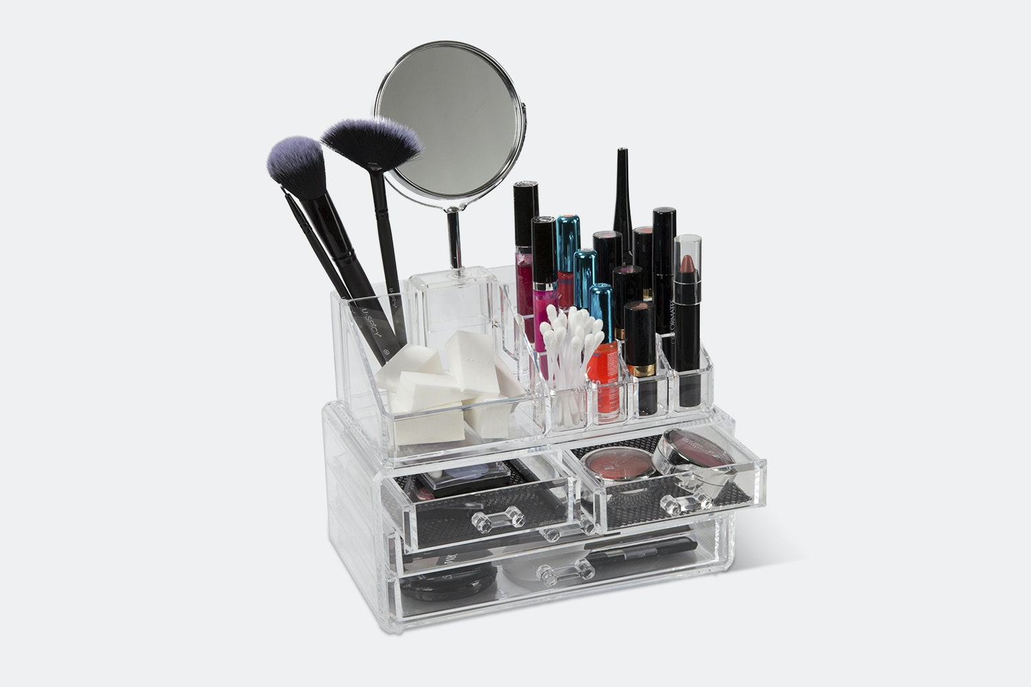 StorageAid Luxury Acrylic Cosmetic Organizer