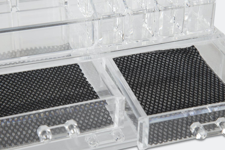 StorageAid Luxury Acrylic Cosmetic Organizer