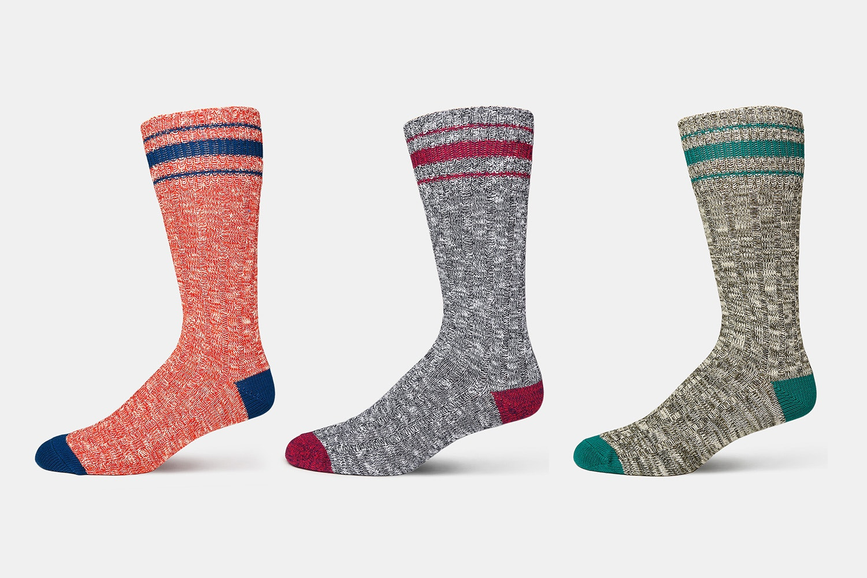 Strollegant Boot Socks (3-Pack)