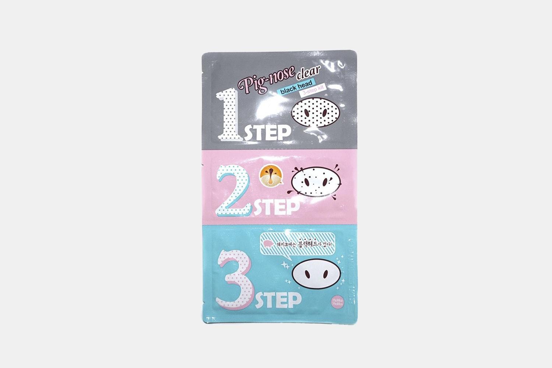 2 x Holika Holika Pig Nose Clear Blackhead 3-Step Kit (0.46 oz each)
