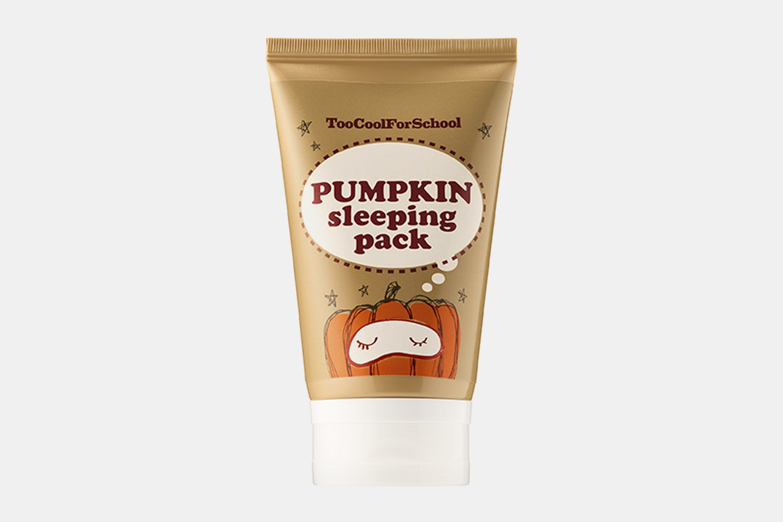 Too Cool for School Mini Pumpkin Sleeping Pack (100 ml)