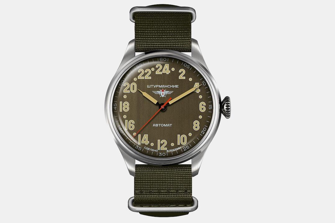 Sturmanskie Heritage Artic Automatic Watch