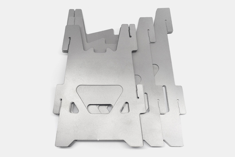 Suluk 46 Yakone Titanium Stove