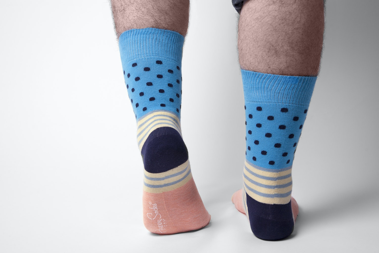 Summer Happy Socks (3-Pack)