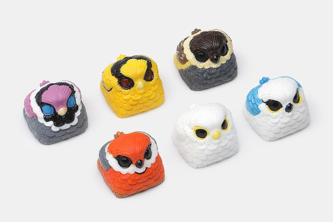 SUN Chubby Owl Artisan Keycap