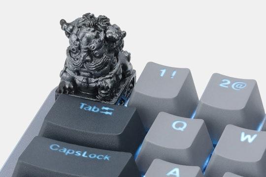 SUN Guardian Lion Artisan Keycap