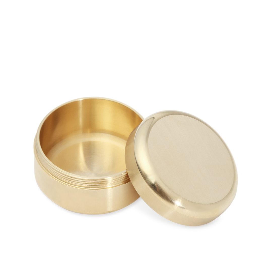 Sunshine Products Brass Pill Box
