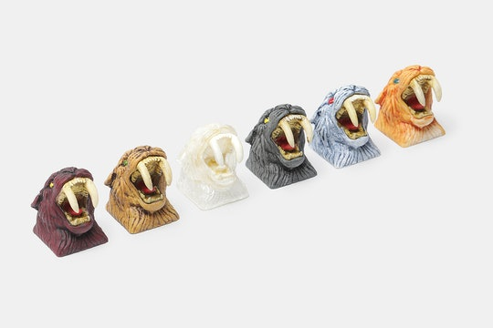 SUN Smilodon Artisan Keycap