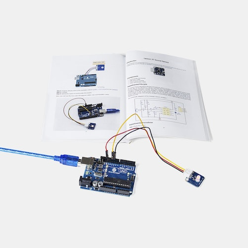 SunFounder 37 Module Sensor Kit V2 for Arduino | Price
