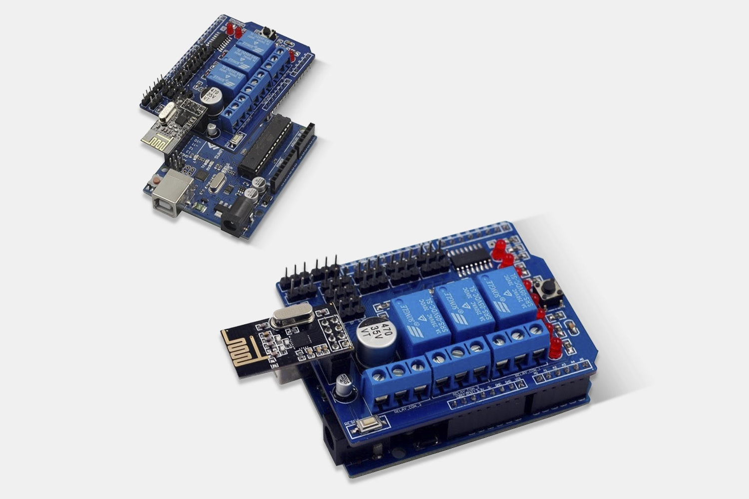 SunFounder IoT Shields Kit for Arduino