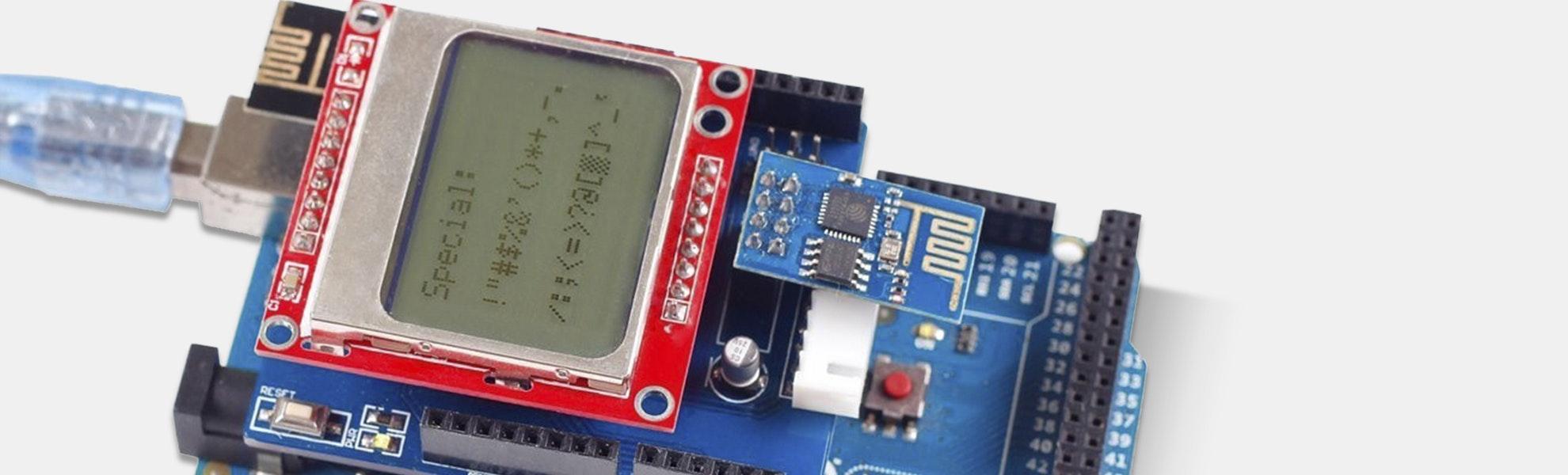 SunFounder IoT Shields Kit for Arduino