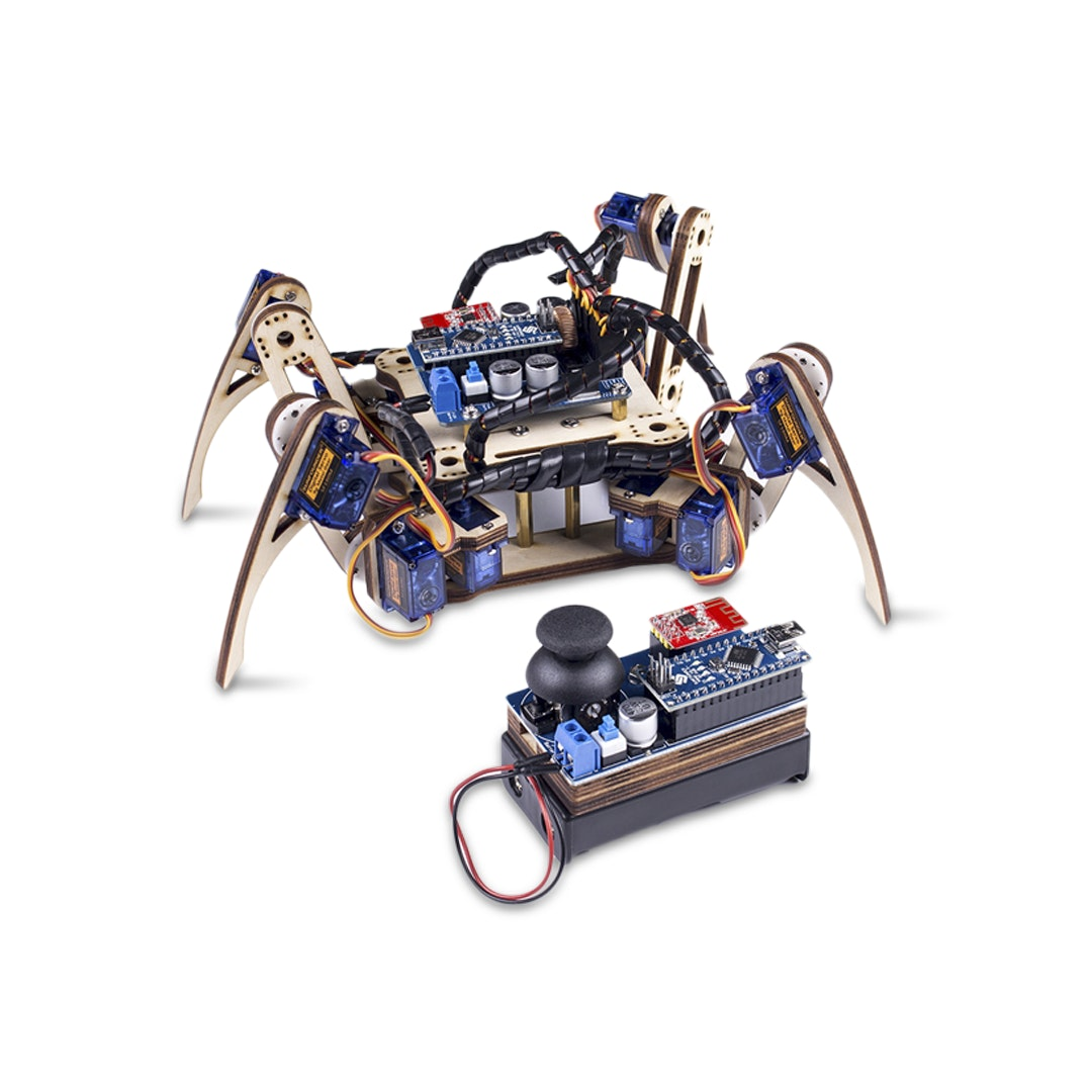 Sunfounder Quadruped Robot 2.0 Kit for Arduino