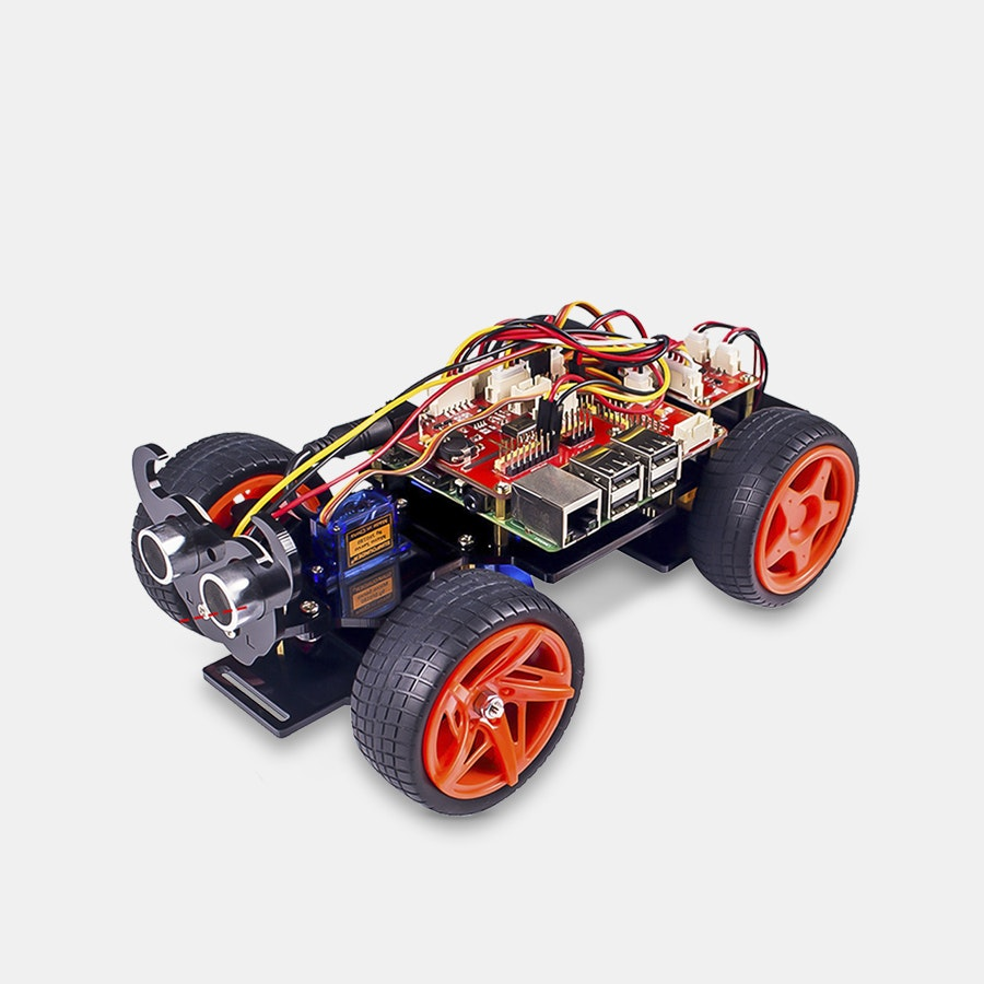 Sunfounder RC Robot Smart Car Kit