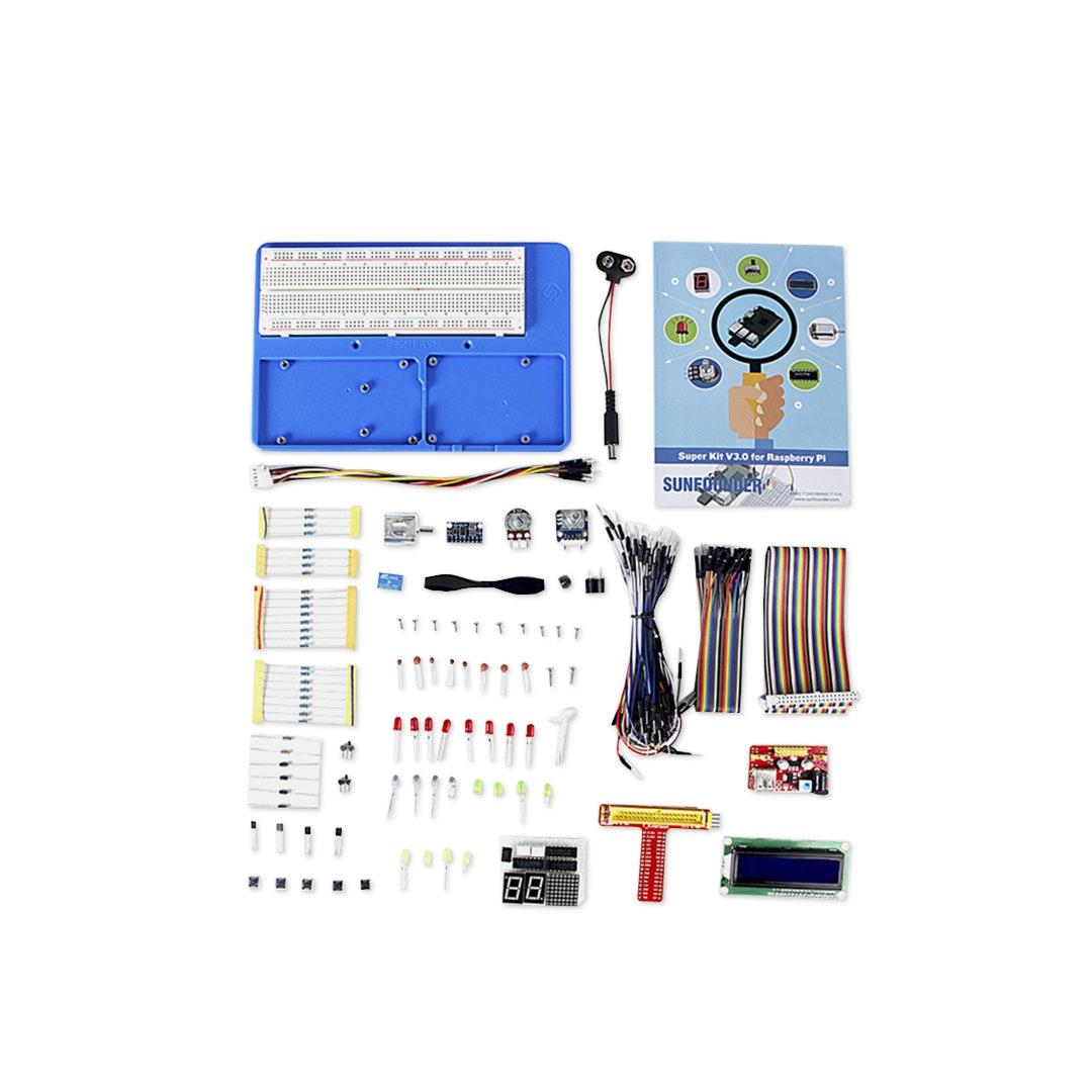 SunFounder Starter Learning Kit V3 for Raspberry Pi