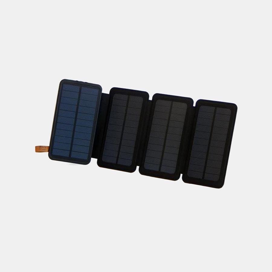 SunJack Solar Charger + Powerbank