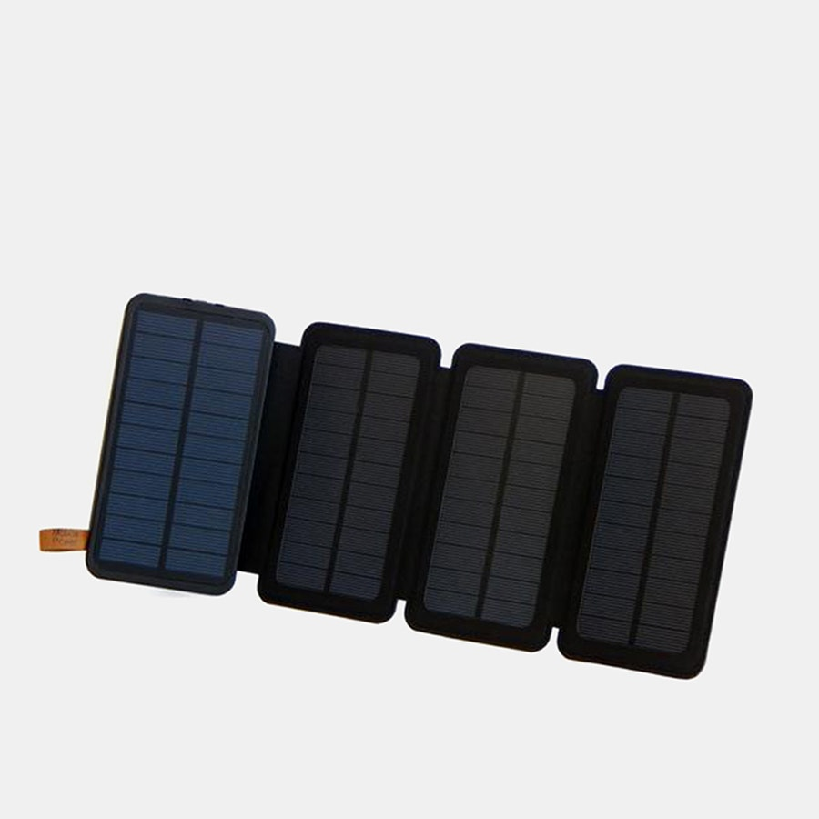 SunJack Solar Charger + Powerbank