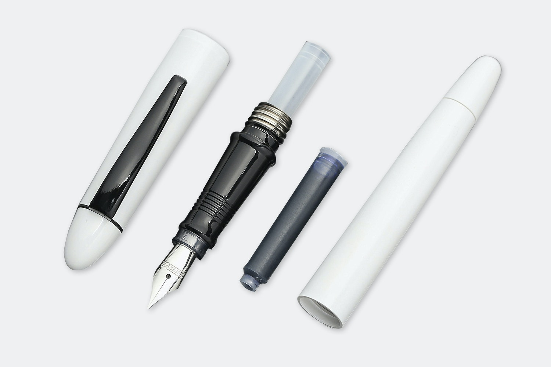 Super5 Fountain Pen & Ink Bundle
