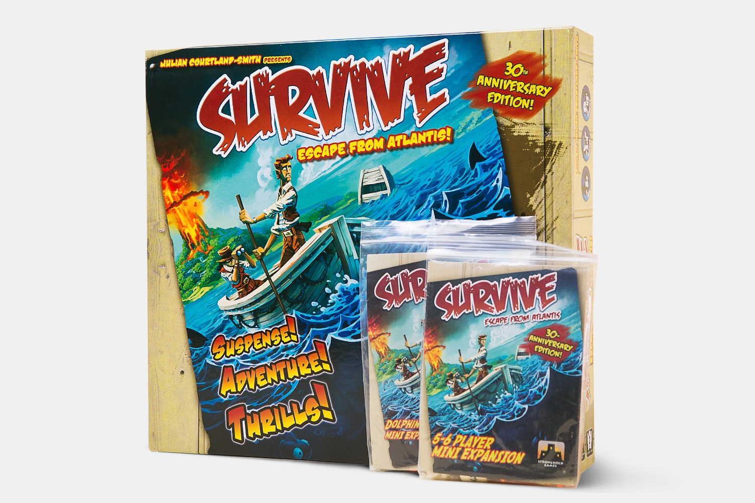 Survive: Escape from Atlantis Bundle