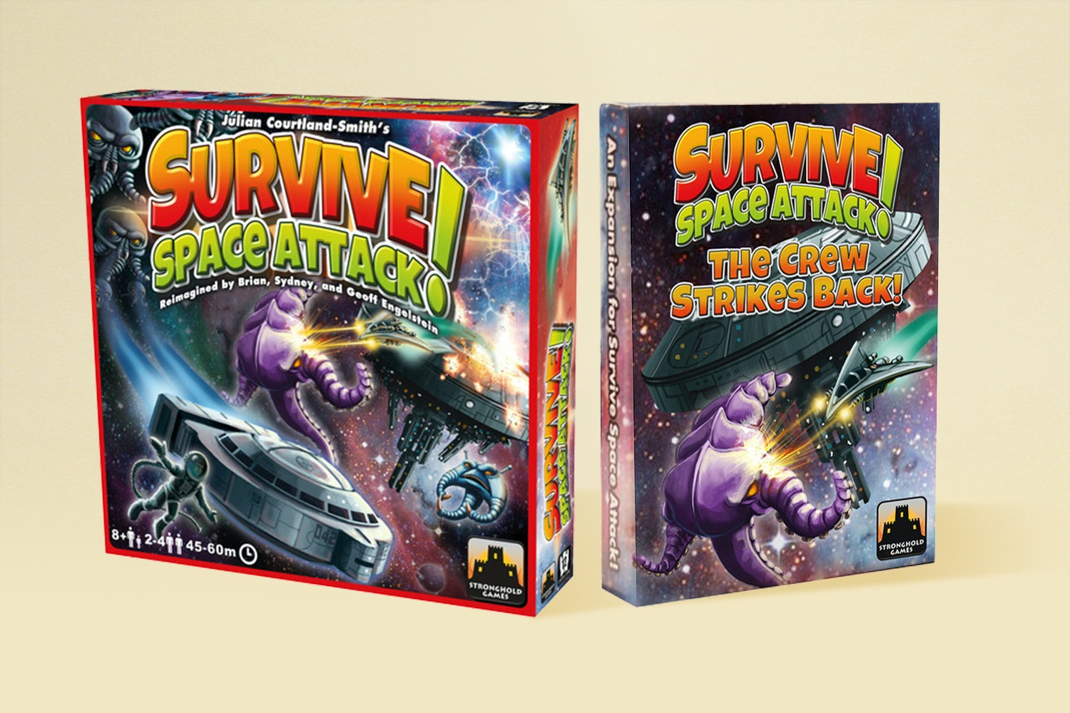 Survive: Space Attack! Bundle