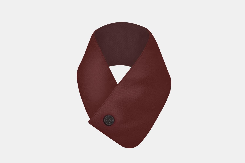 Heated Scarf – Crimson