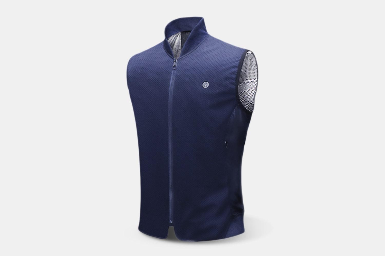 Heated Vest – Navy (+ $60)