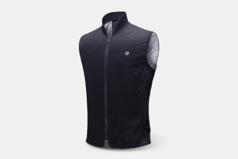 Heated Vest – Dark Steel Grey (+ $60)