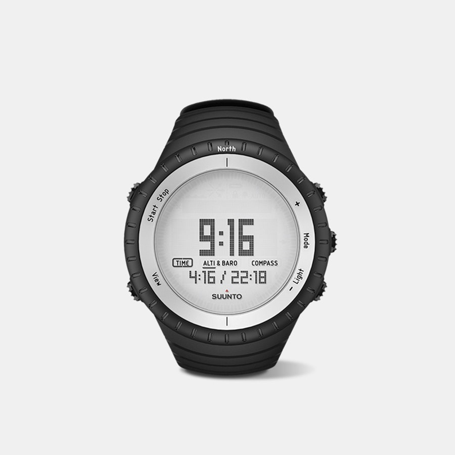 Shop Suunto Watch Discover Community Reviews At Massdrop Ambit3 Peak Sapphire Black Hr Gps For Outdoor Sports