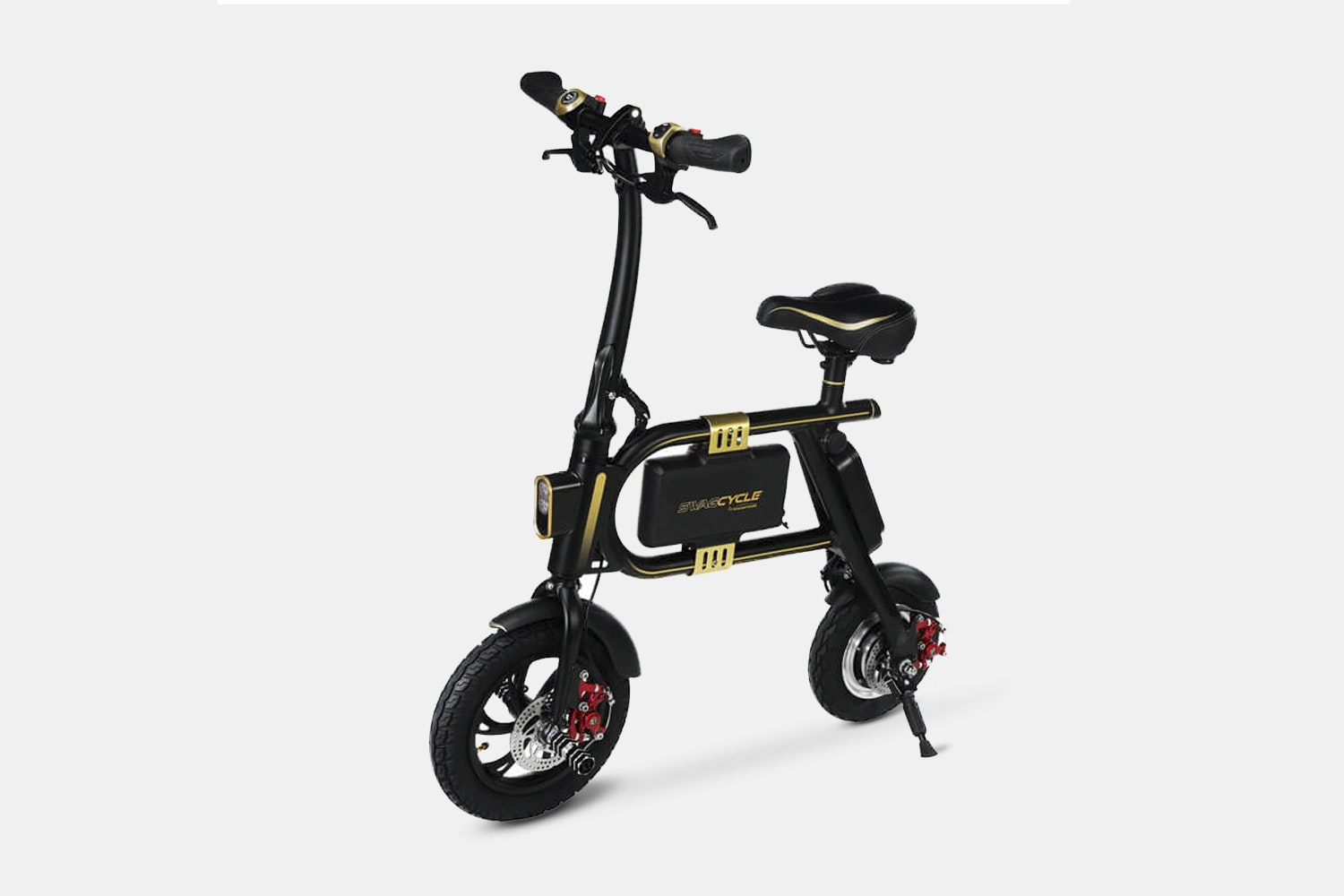 SC-1 Swagcycle - Black (+ $90)