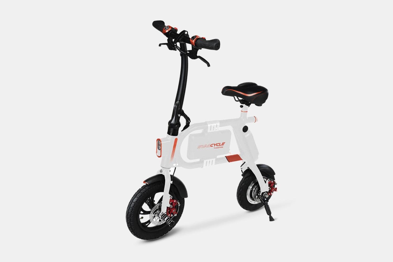SC-1 Swagcycle - White (+ $90)