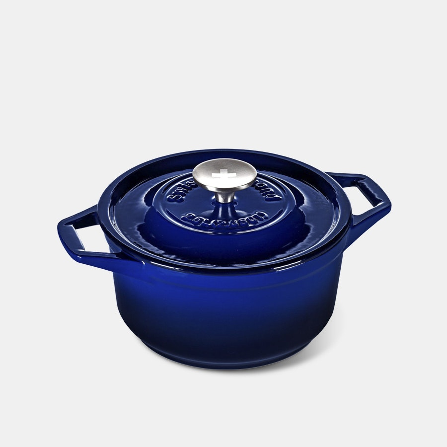 Swiss Diamond Cast Iron Casseroles
