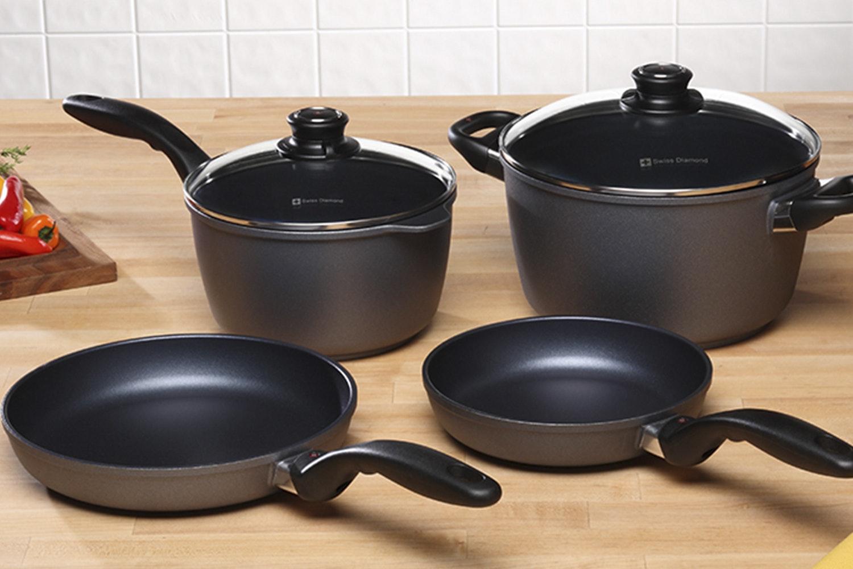 Swiss Diamond Classic Induction Series Cookware