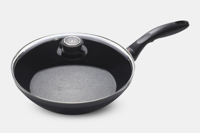"""10.25"""" Edge Stir Fry Pan w/ lid (+ $59)"""
