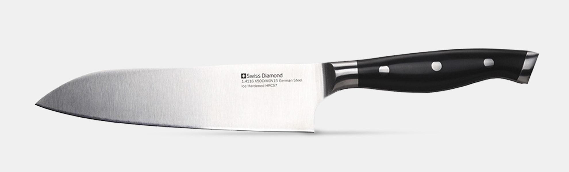 Swiss Diamond Kitchen Knives