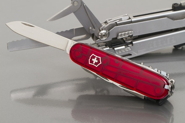 Victorinox Swiss Army Cybertool 29 Pocket Knife Price