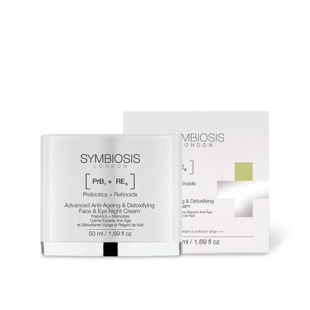 Symbiosis Anti-Aging & Detoxifying Night Cream