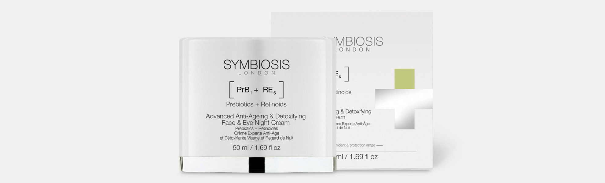 Symbiosis Anti-Aging & Detoxifying Night Cream
