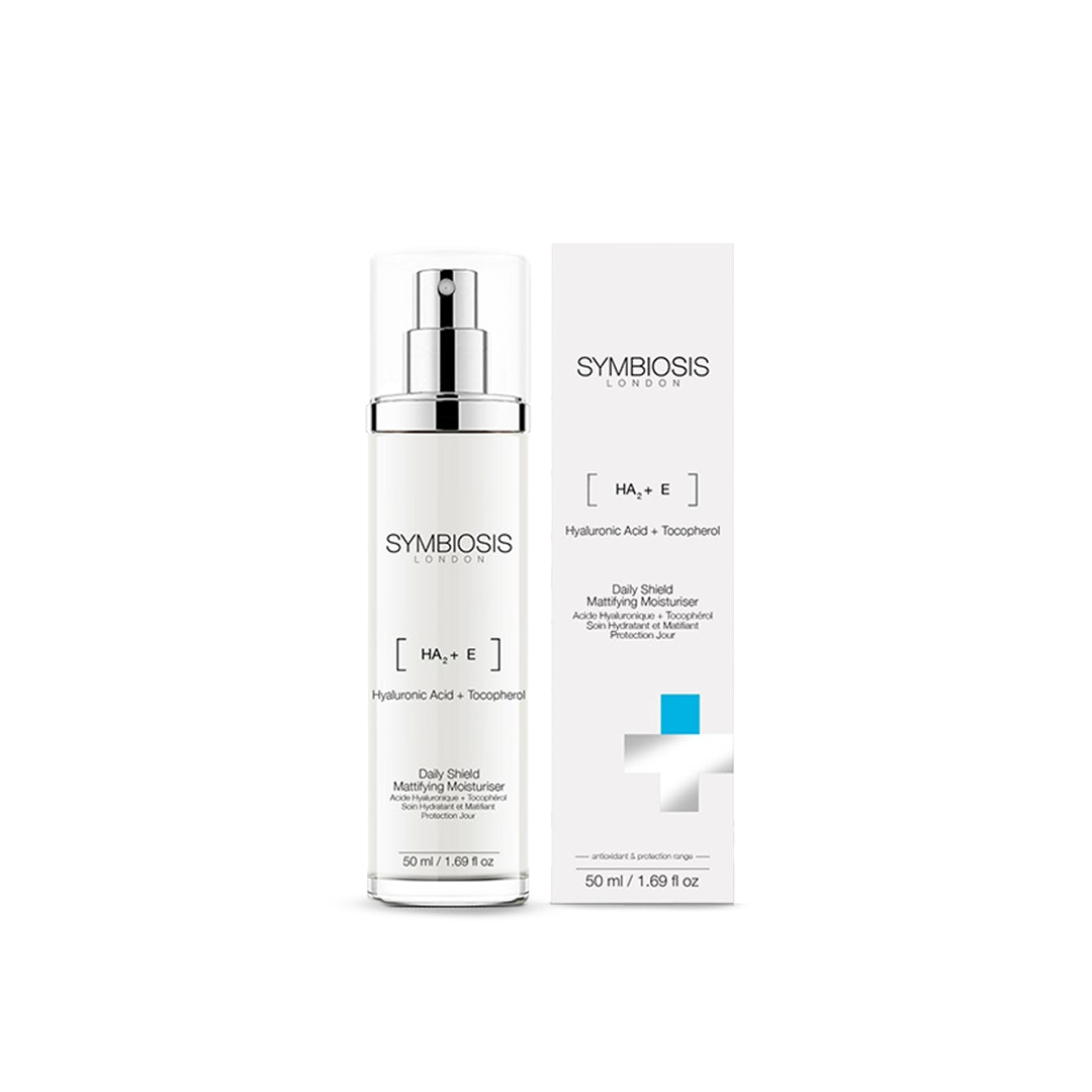 Symbiosis Daily Shield Mattifying Moisturizer