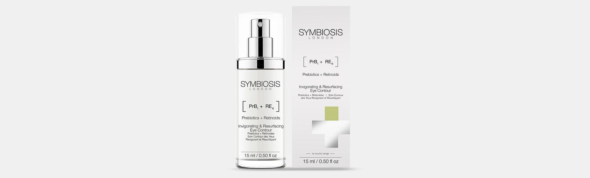 Symbiosis Invigorating & Resurfacing Eye Contour