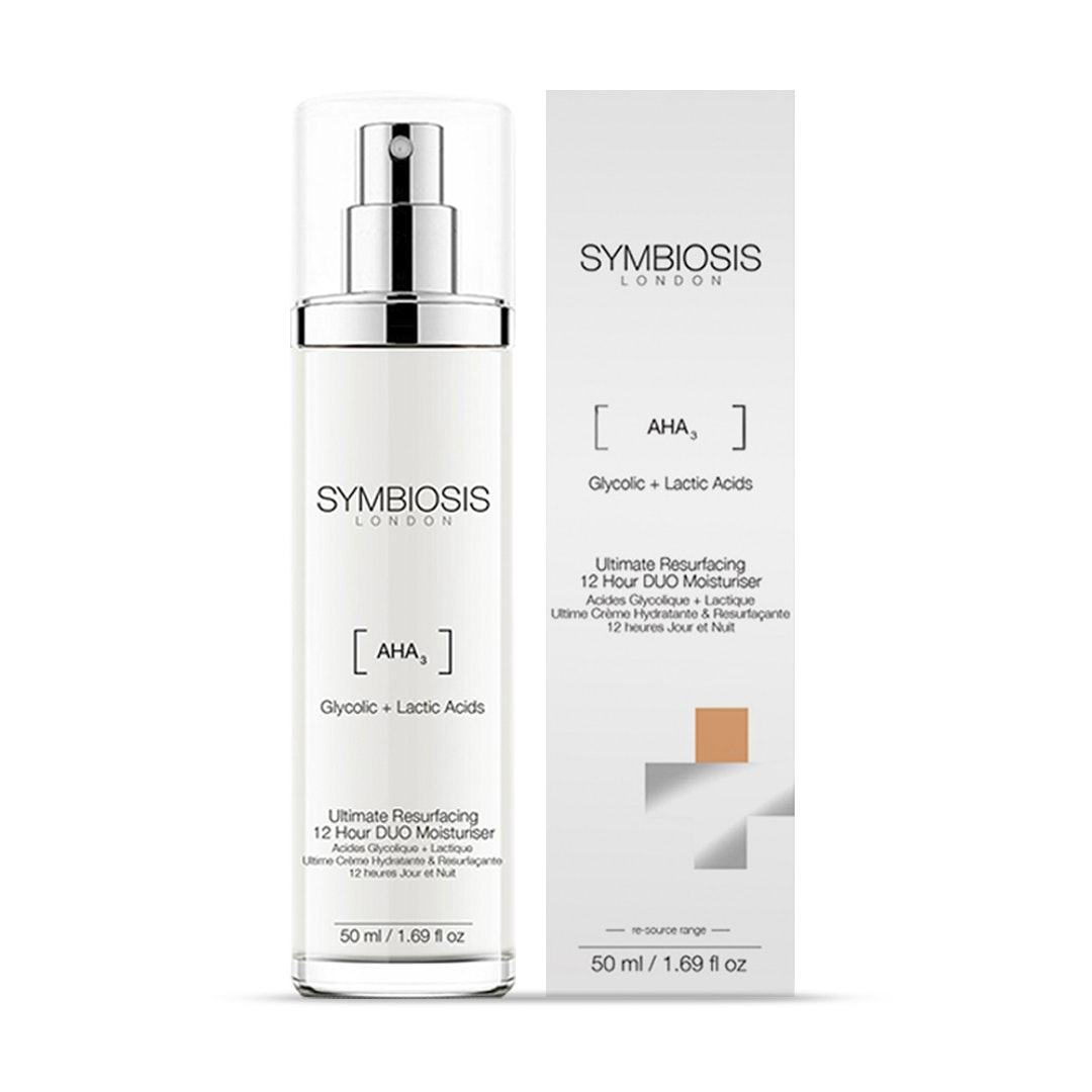 Symbiosis Ultimate Resurfacing 12Hr DUO Moisturizer