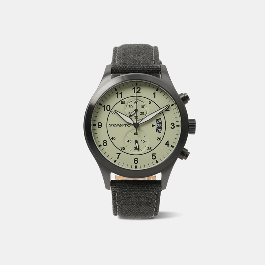 Szanto 1200 Series Flight Quartz Watch