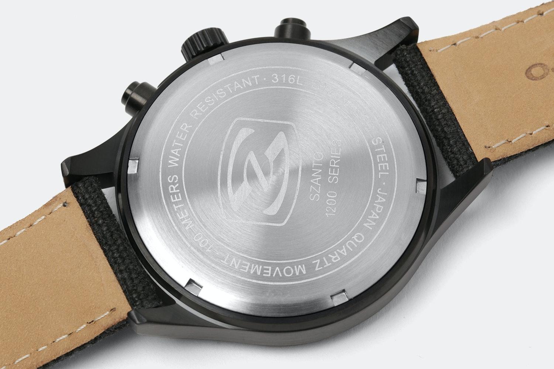 Szanto 1200 Series Flight Quartz Watch