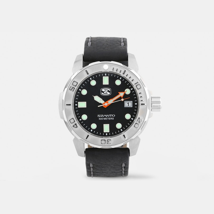 Szanto 5100 Diver Quartz Watch