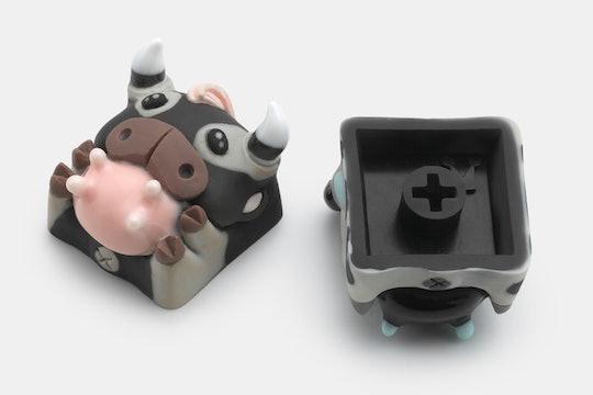 T-Lab Mooe Resin Artisan Keycap