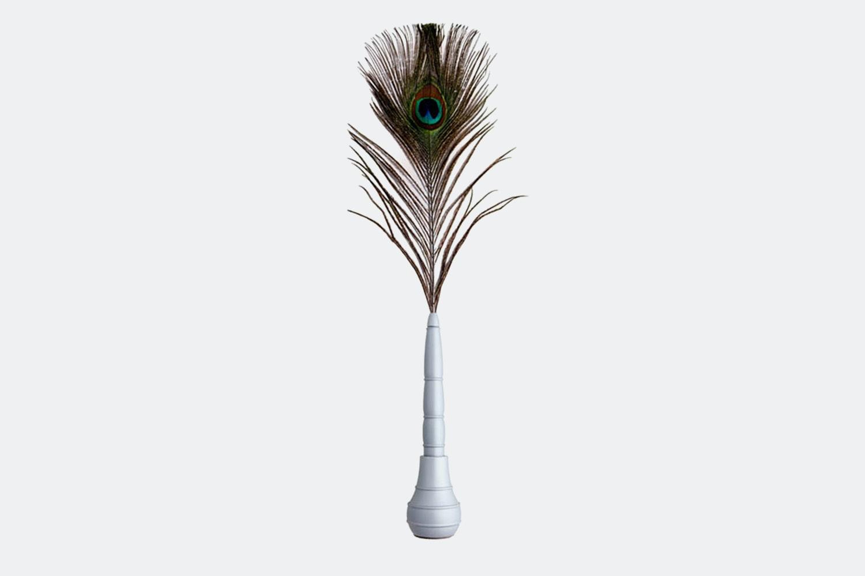 Silver – Peacock